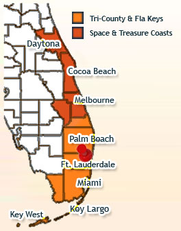 Broward County Florida Map.Coconut Creek Movers Moving On Up Broward County Relocation