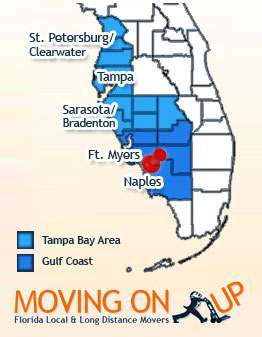 Miami, Broward, Palm Beach moving company.
