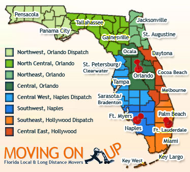 florida movers fl moving company moving on up sunshine state moves. Black Bedroom Furniture Sets. Home Design Ideas